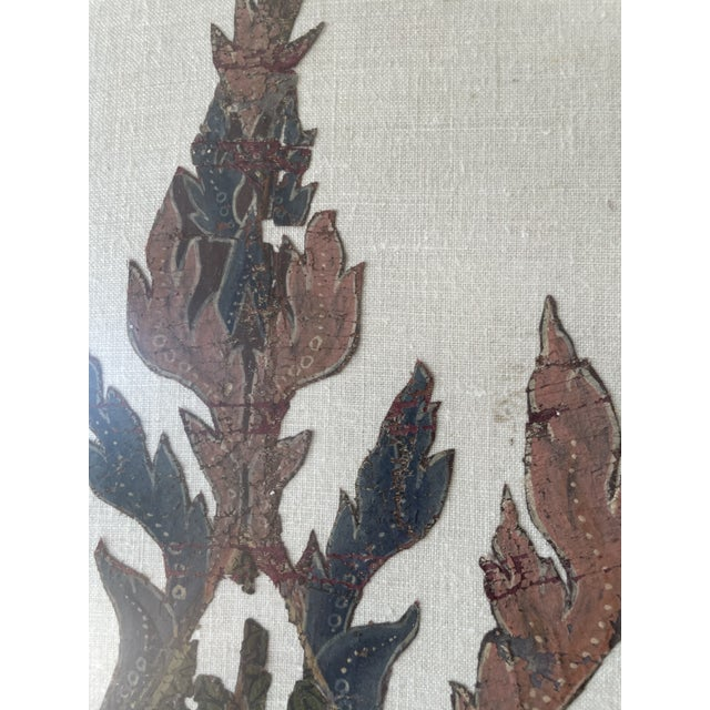 Figurative 20th Century Indonesian Textile Art For Sale - Image 3 of 9