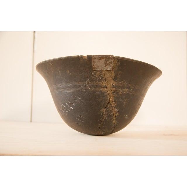 Vintage Wooden African Bowl - Image 2 of 10