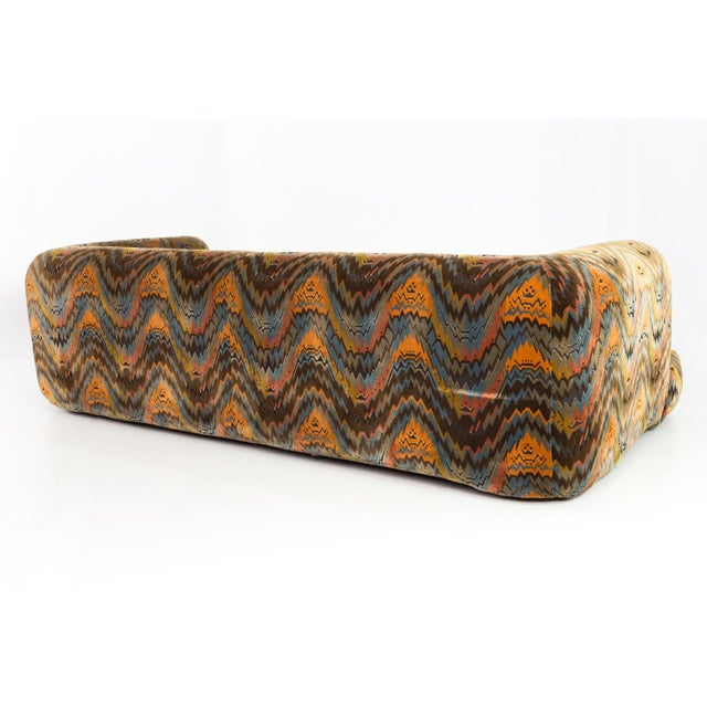 Mid Century Modern Milo Baughman for Thayer Coggin Sofa For Sale - Image 9 of 12