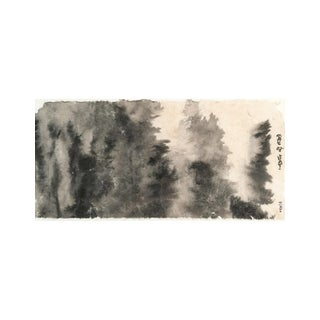 Ayan Rivera Pine Forest Painting For Sale
