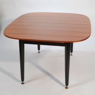 Early G-Plan Dining Table by E Gomme in Mahogany and Black Preview
