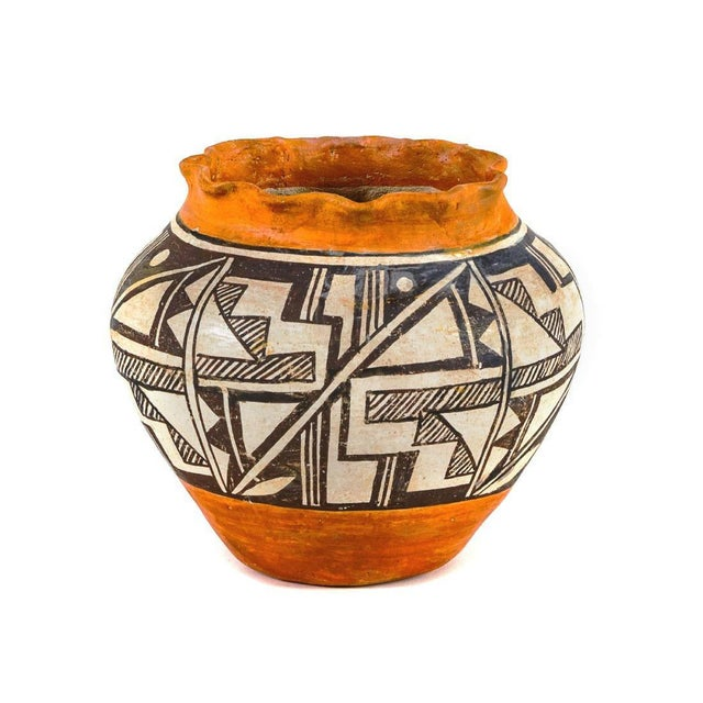 Acoma Pueblo Southwestern Olla Jar For Sale - Image 12 of 12