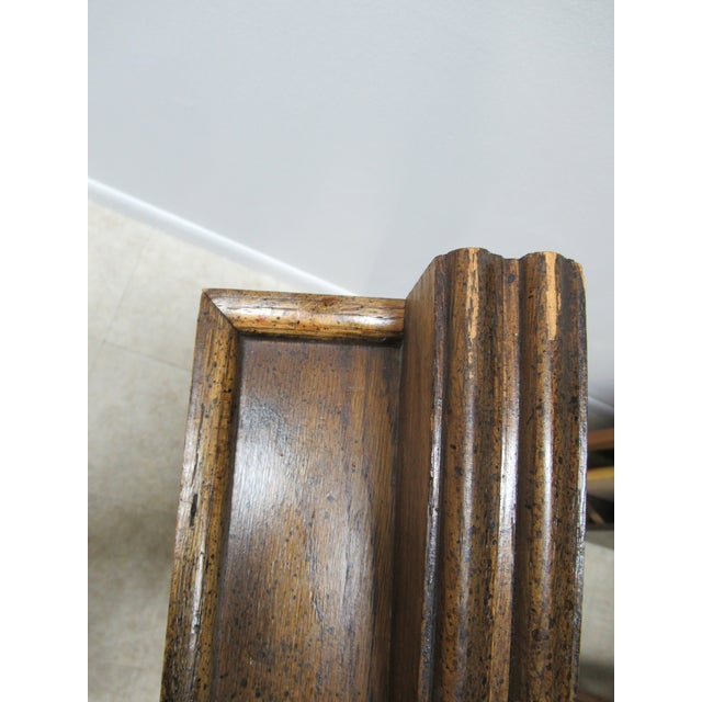 Vintage Century Furniture Country French Oak DiningTable For Sale - Image 10 of 13