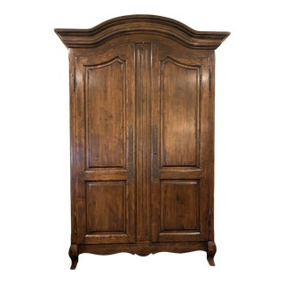 Early 20th Century French Antique Armoire For Sale