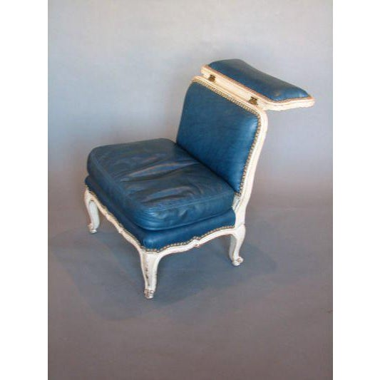 Louis XV Voyeuse Chair For Sale - Image 3 of 5