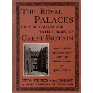 The Royal Palaces Coffee Table Book For Sale