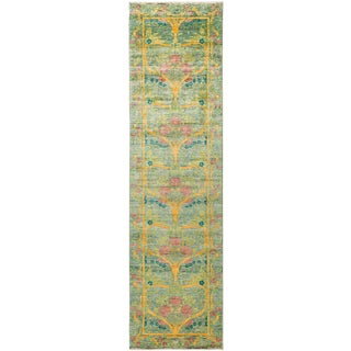 "Rodez, Arts & Crafts Runner Rug - 2'10"" X 11'0"" For Sale"