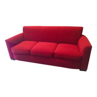 1990s Contemporary John Hutton for Donghia Noble Sofa For Sale