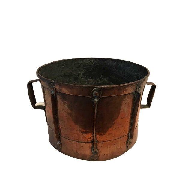 18th Century French Louis XV Log Holder or Fireside Basket For Sale - Image 11 of 11