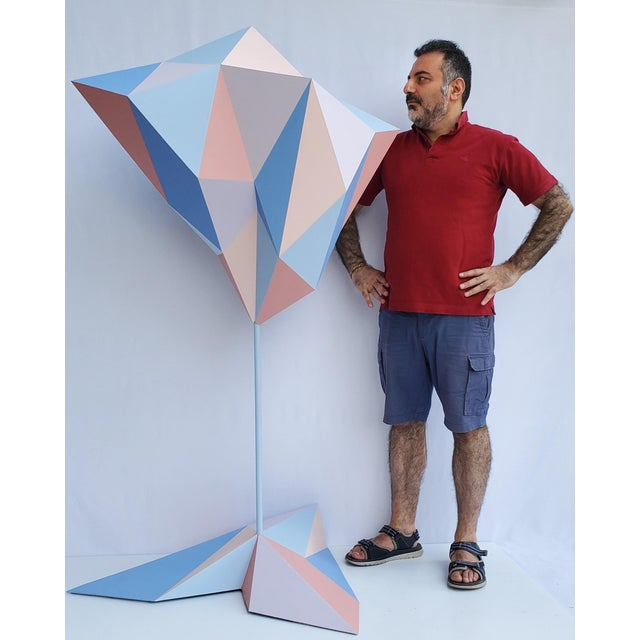 Sassoon Kosian Alien Flower #2 Sculpture For Sale In New York - Image 6 of 10