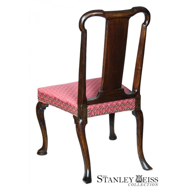 Mahogany Queen Anne Side Chair - Image 2 of 10