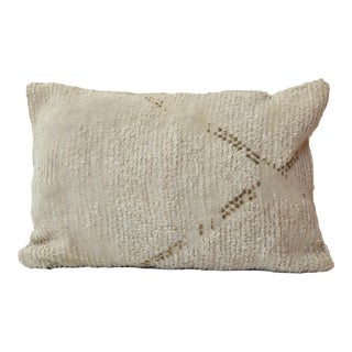 Moroccan Beni Ourain Vintage Pillow Cover For Sale