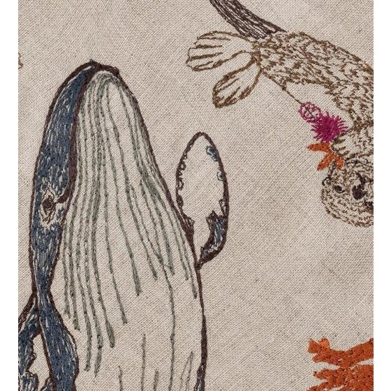 Coral Forest Dinner Napkin - Image 2 of 7