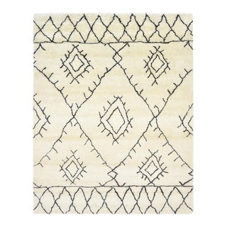Sandra, Hand-Knotted Area Rug - 8 X 10 For Sale