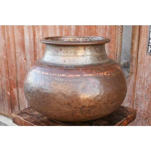 Rajasthani Lota Water Pot For Sale - Image 4 of 6