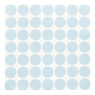 Sample - Schumacher Fuzz Wallpaper in Sky For Sale