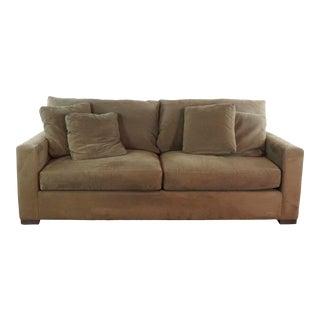Crate & Barrel Axis Ll Sofa For Sale