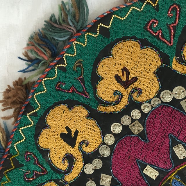 Ethnic Wall Medallion Tapestry - Image 8 of 8
