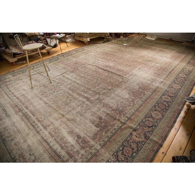 Distressed Kaisari Carpet - 11′ × 18′ - Image 7 of 10