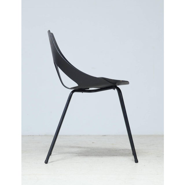 Mid-Century Modern Rare Version of the C3 Chair by Frank Guille For Sale - Image 3 of 8