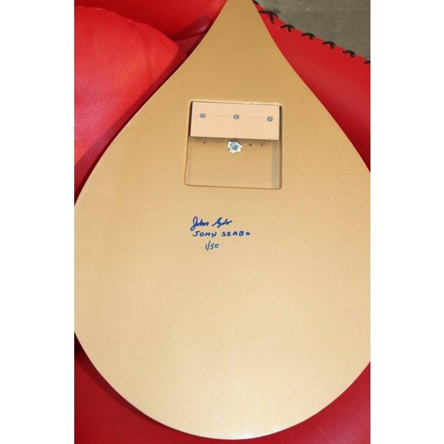 Plastic John Szabo Limited Edition Dew Drop Sculpture- Set of 4 For Sale - Image 7 of 8