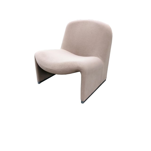 1970s Vintage Giancarlo Piretti for Castelli Italian Alky Chair For Sale In Los Angeles - Image 6 of 9
