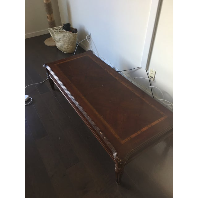 Vintage Traditional Coffee Table - Image 6 of 6