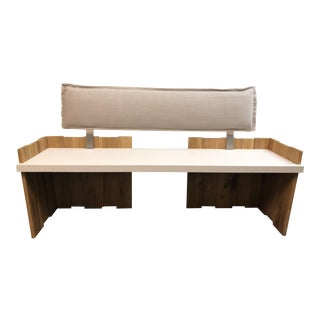 Conarte Bench & Down Cushion