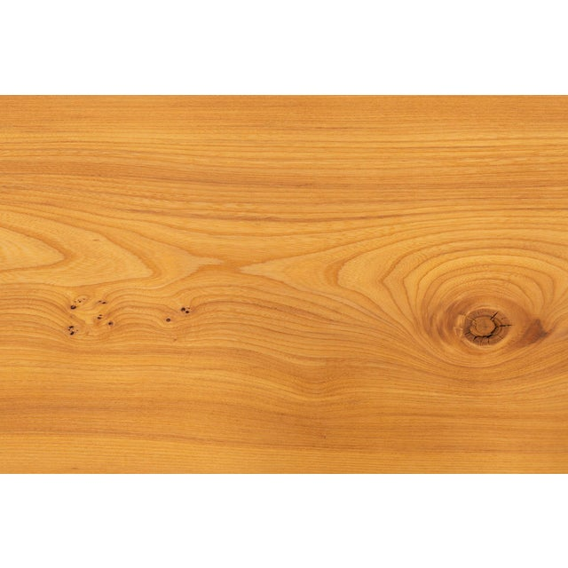 Contemporary It Elmwood Bench For Sale - Image 10 of 12
