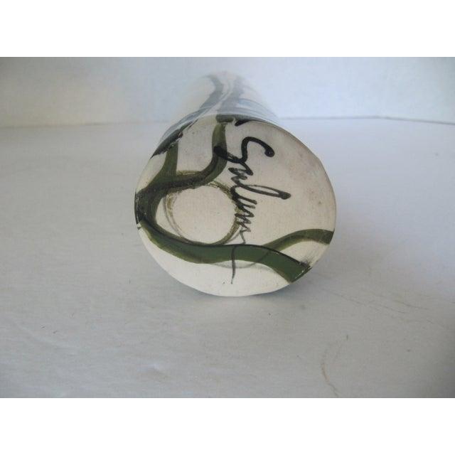 Crane Vase - Image 4 of 7