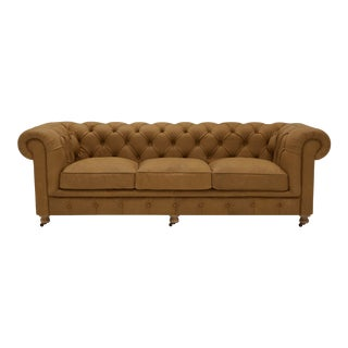 Chesterfield Style Sofa For Sale
