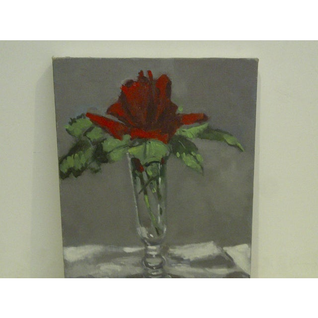 """Flowering Vase"" Original by Painting McDuff For Sale - Image 5 of 10"