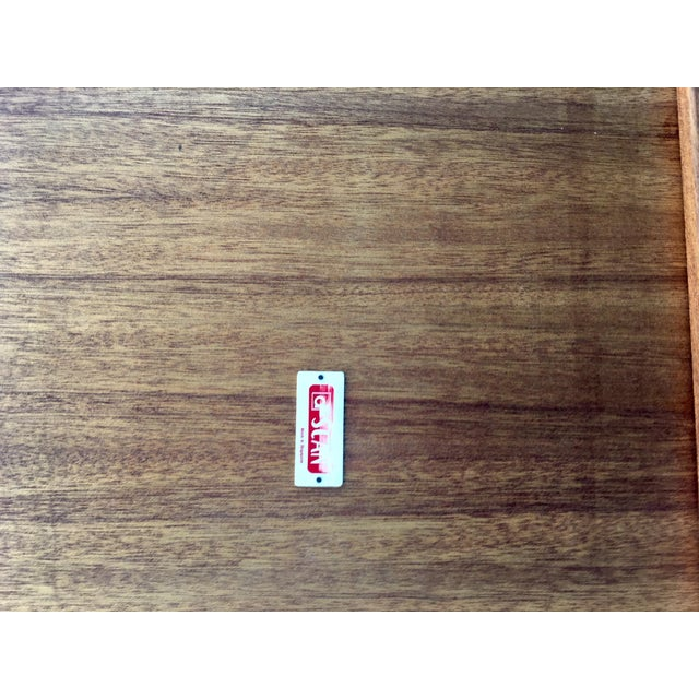 Dscan Expanding Teak Table - Image 6 of 11