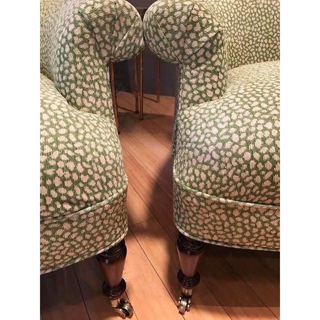 Ralph Lauren Arm Chairs - Pair - Image 5 of 5