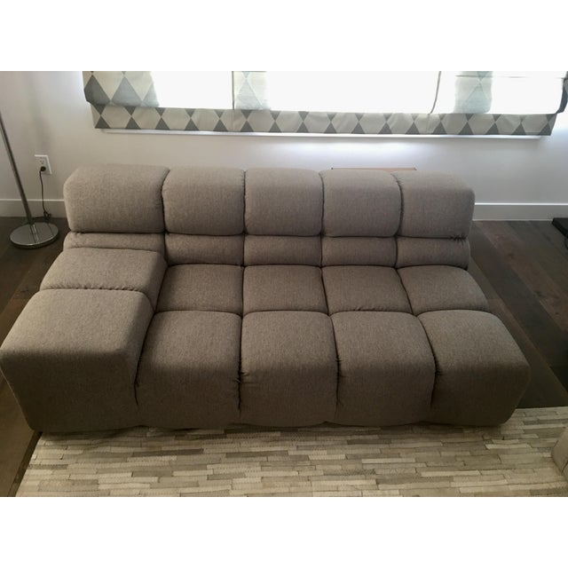 B&B Italia Modern Tufty Time Sofa For Sale In Los Angeles - Image 6 of 8
