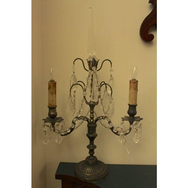 19th Century Italian Girondole Lamps - A Pair - Image 3 of 5