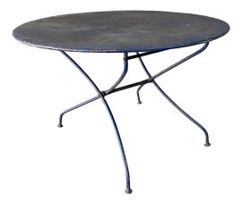 Image of Paint Outdoor Dining Tables