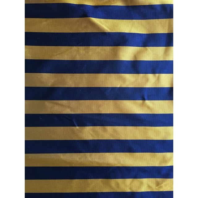 Moving Sale - Make and Offer - Everything Must Go - Ralph Lauren Tie Silk in a Classic Club Stripe For Sale
