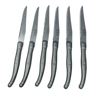 Handmade Laguiole French Knives - Set of 6