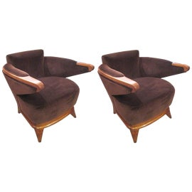 Image of Auburn Accent Chairs