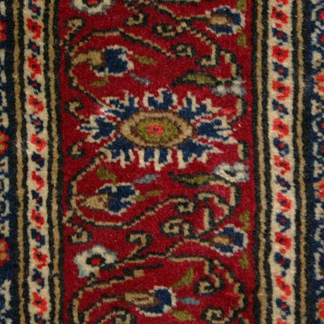 VintageTurkish Kayseri Rug - 8′6″ × 11′9″ - Image 6 of 6