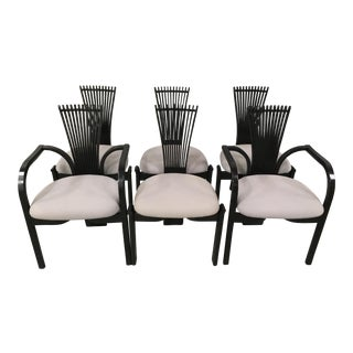Totem Chairs by Torstein Nilsen for Westnofa - Set of 6 For Sale