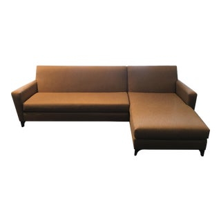 "Tomlinson Brown ""Calvin"" Sectional"