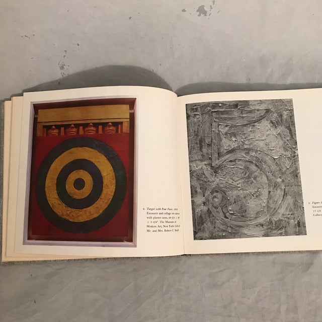 Paper Jasper Johns by Max Kozloff For Sale - Image 7 of 11