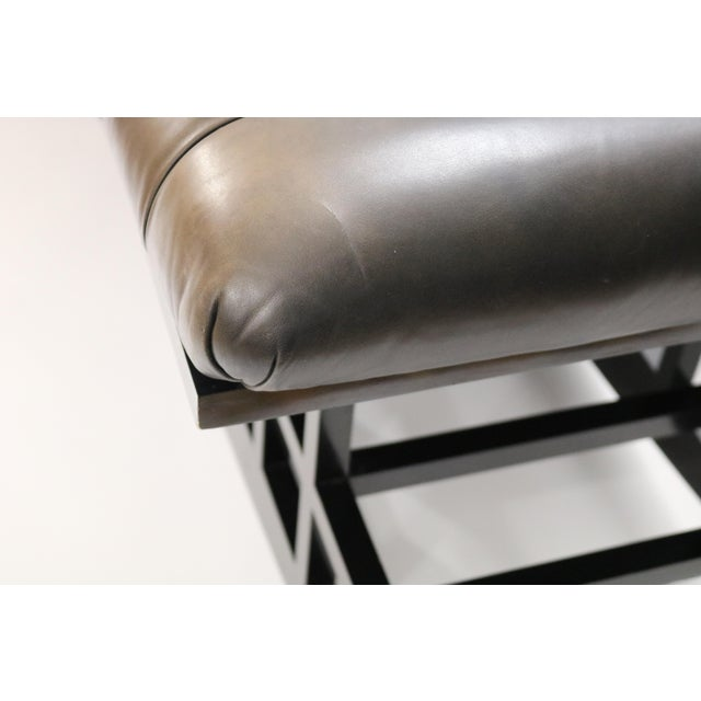 Animal Skin Rocking Chaise by Richard Meier for Knoll For Sale - Image 7 of 13