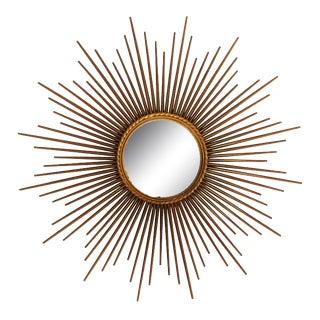 Chaty Vallauris Sunburst Mirror For Sale