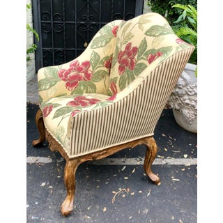 Charles Pollock Louis XVI Occasional Chair Preview