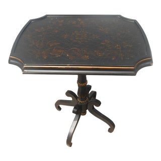Asian Bombay Company Side Table For Sale