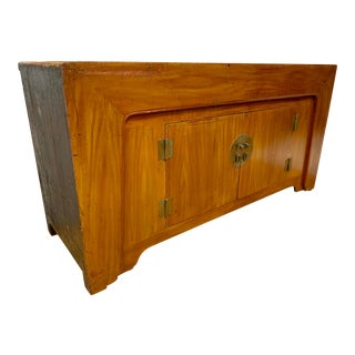 Antique Chinese Sideboard Credenza For Sale