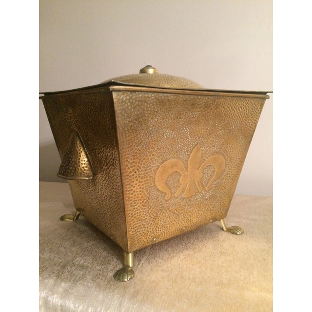 Vintage Chinese Brass Heater/Steamer - Image 3 of 3